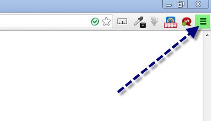 Настройка вкладок Google Chrome