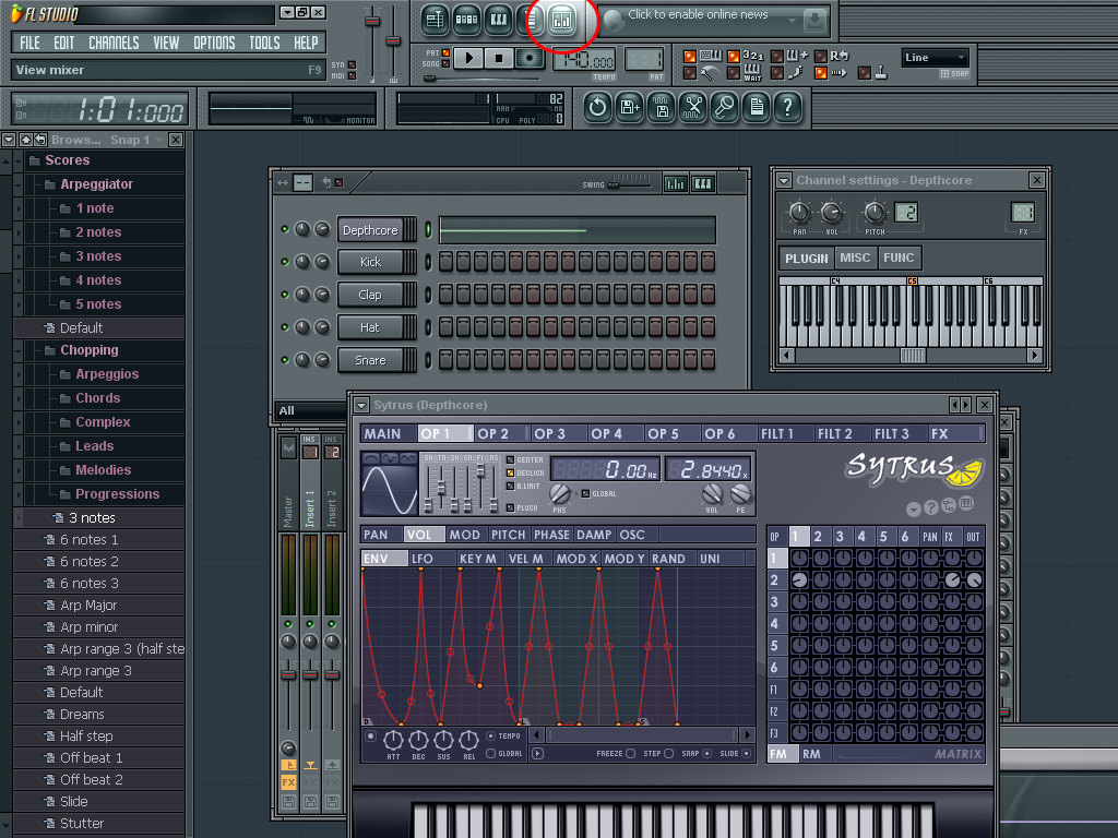 Software Fl Studio 10 free download