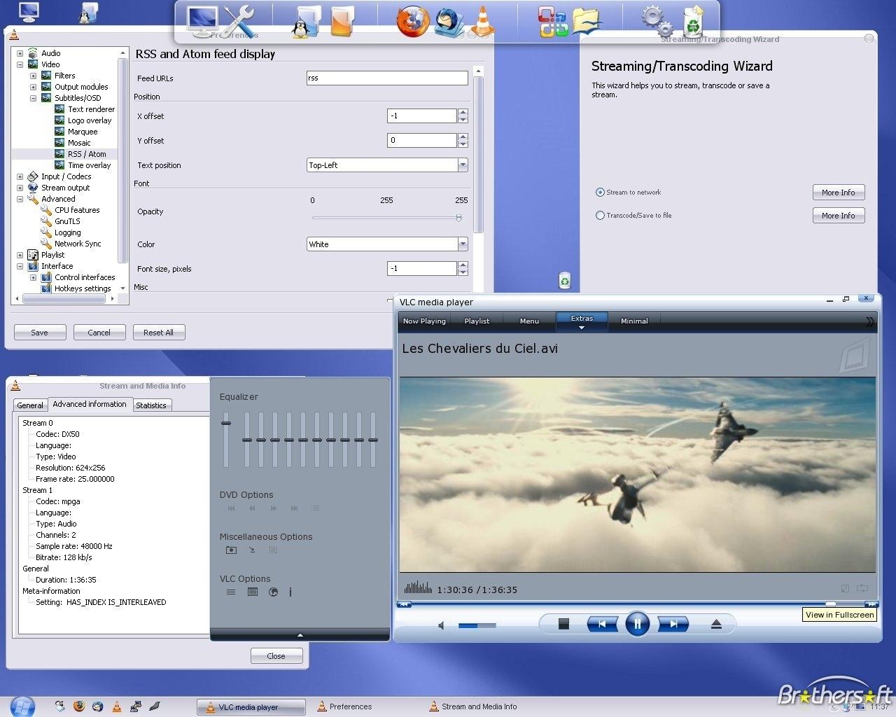 Программу открывающую файлы flv