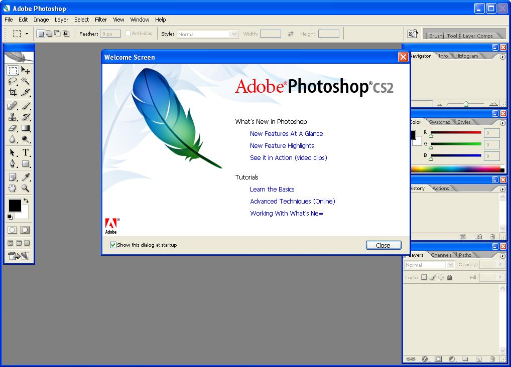 Скачать программу фотошоп для компьютера бесплатно
