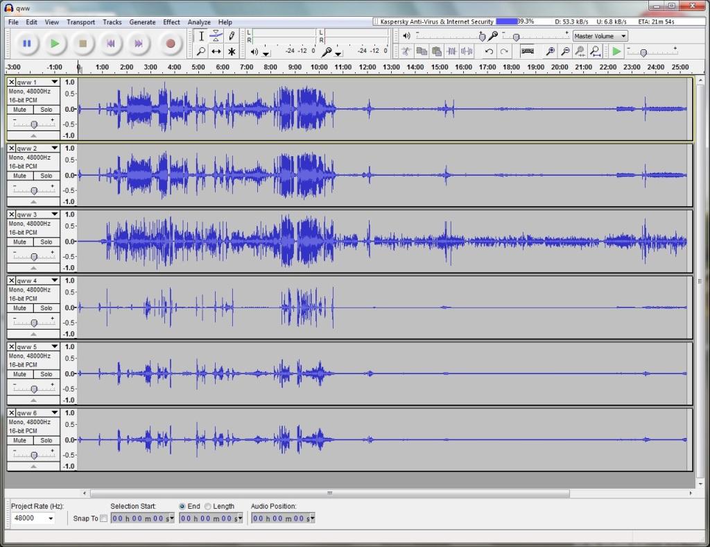 Программа для Воспроизведения звука с Микрофона