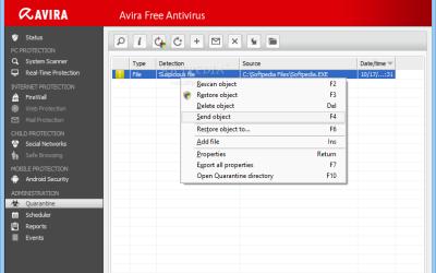 avira free отзывы пользователей