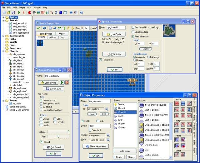 Программу компьютера создания для для игр