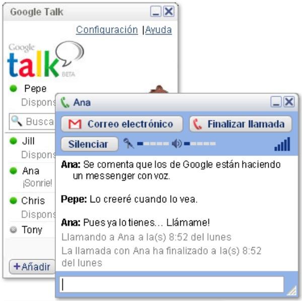 Скачать программу google talk