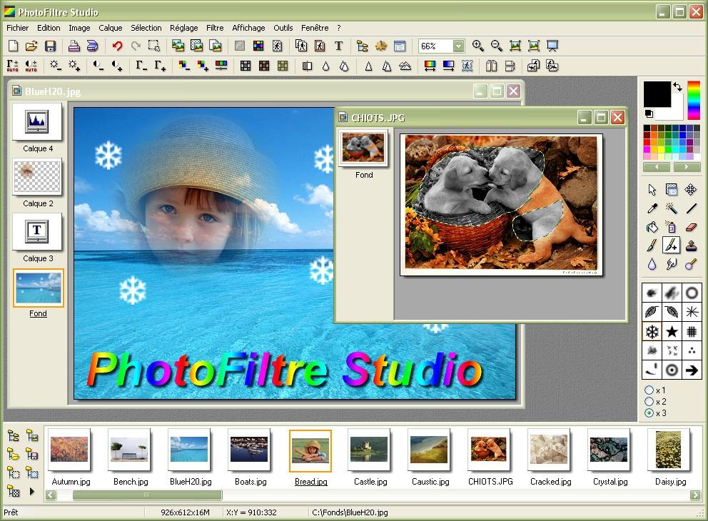 o photofiltre 7