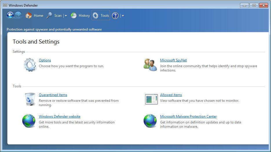 И регистрации программы для windows