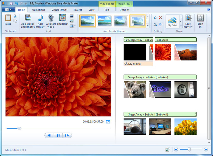 Windows media maker скачать