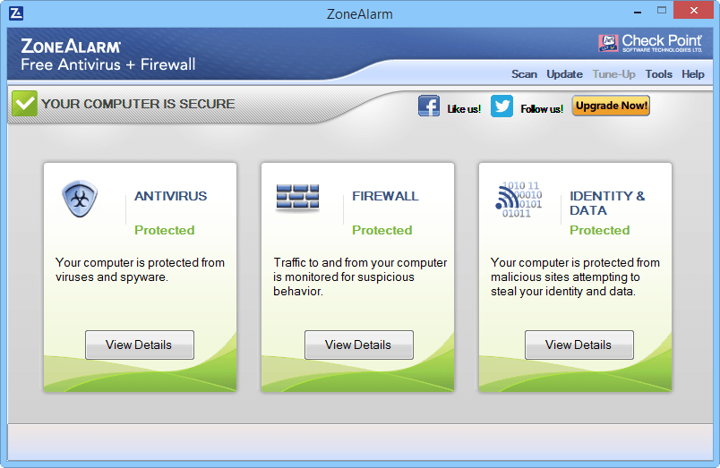 securitoo antivirus firewall gratuit