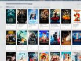 Страница для загрузки и просмотра фильмов