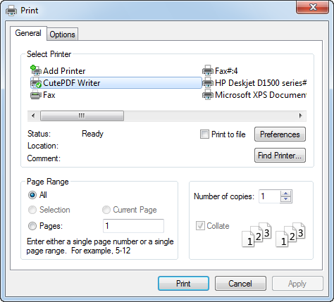 cutepdf-writer-screenshot-1