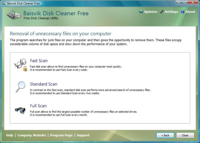 Baisvik_Disk_Cleaner_Free_1