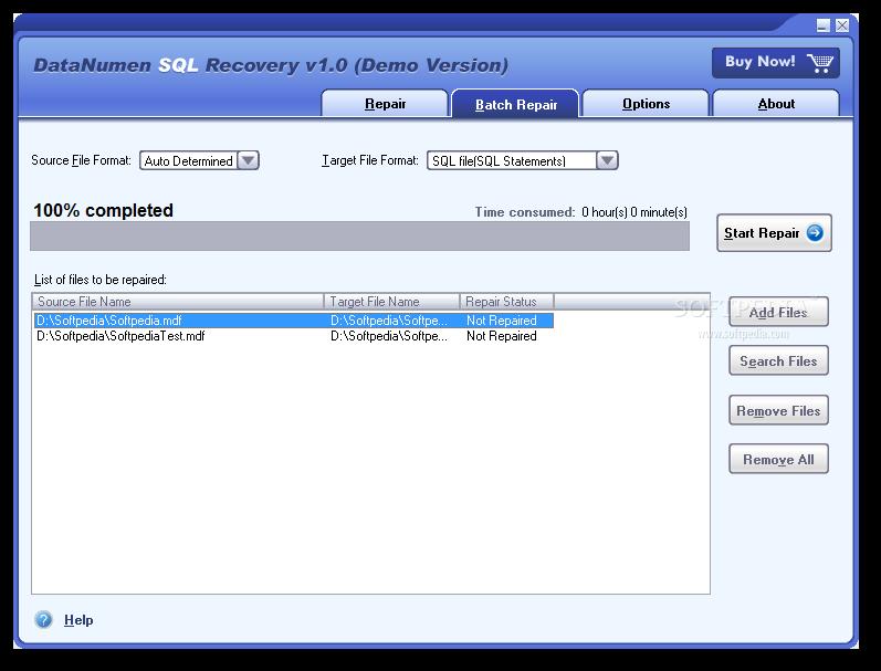 DataNumen_SQL_Recovery_1