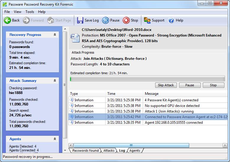 Passware Kit Enterprise