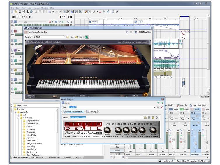 ACID Music Studio_1