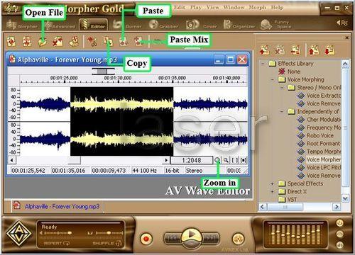 AV Music Morpher Gold_1