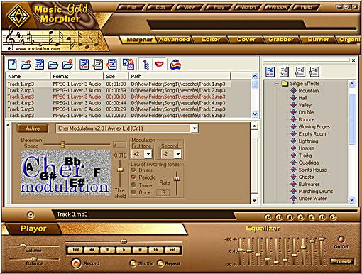 AV Music Morpher Gold_3