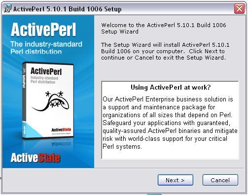 ActivePerl logo