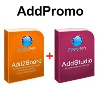 Add2Board logo