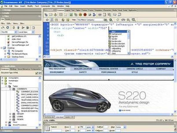 Adobe Dreamweaver 2