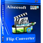 Aiseesoft Flip Converter logo