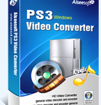 Aiseesoft PS3 Video Converter logo