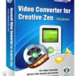 Aiseesoft Video Converter for Creative Zen logo