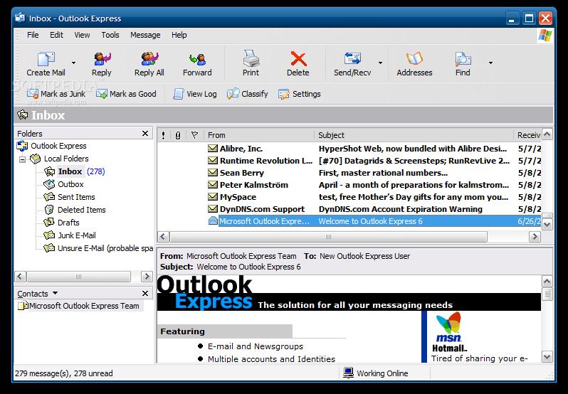 AntispamSniper для Outlook