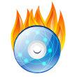 Any Burn logo