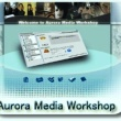 Aurora Media Workshop logo