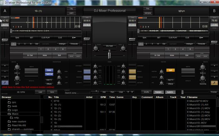Mix dj pro