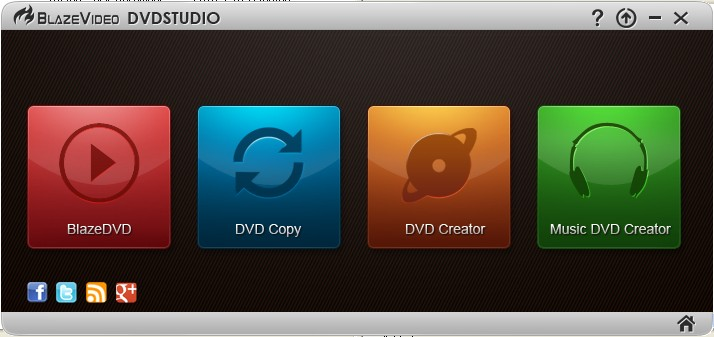 BlazeVideo DVD Studio_2