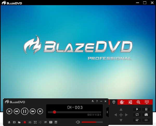 BlazeVideo DVD Studio_4