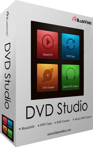 BlazeVideo DVD Studio_logo