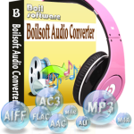 Boilsoft Audio Converter logo