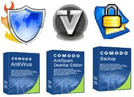 Comodo AntiSpam logo