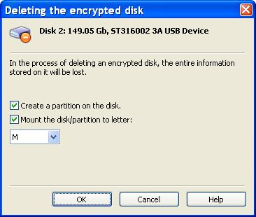 Cryptic Disk logo