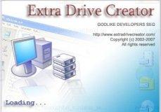 Extra Drive Creator logo