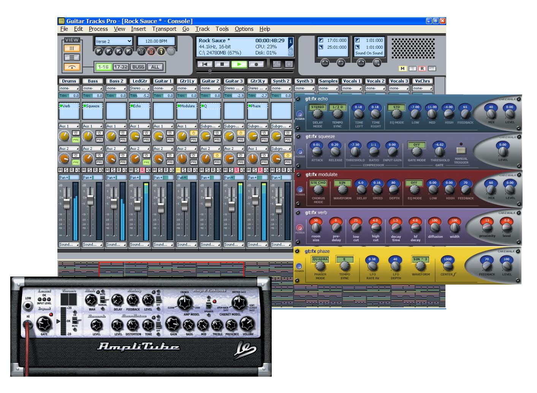 Guitar Tracks Pro 1