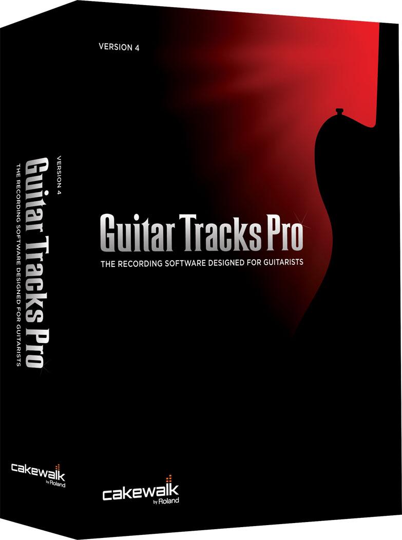 Guitar Tracks Pro logo