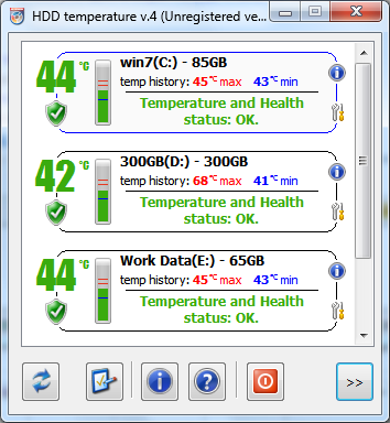 HDD Temperature 2