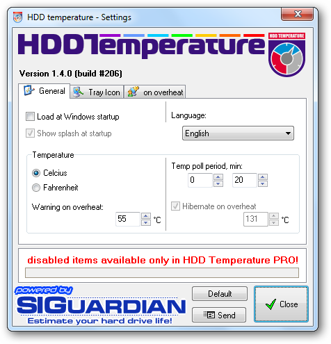 HDD Temperature 3