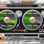 MP3 Remix logo