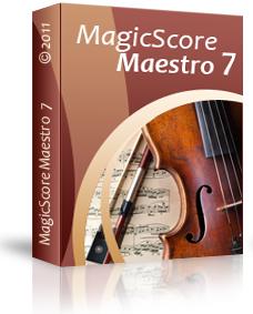 MagicScore Maestro logo