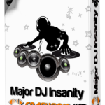 Major DJ Insanity logo