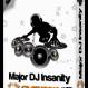 Major DJ Insanity logo