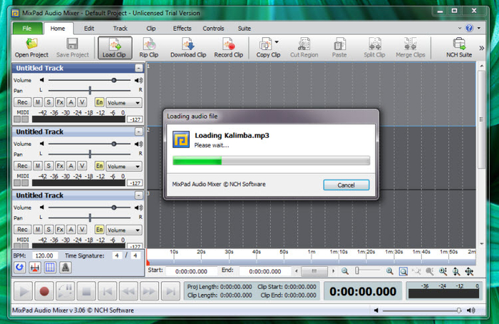 Download Pro Torrent Mixpad