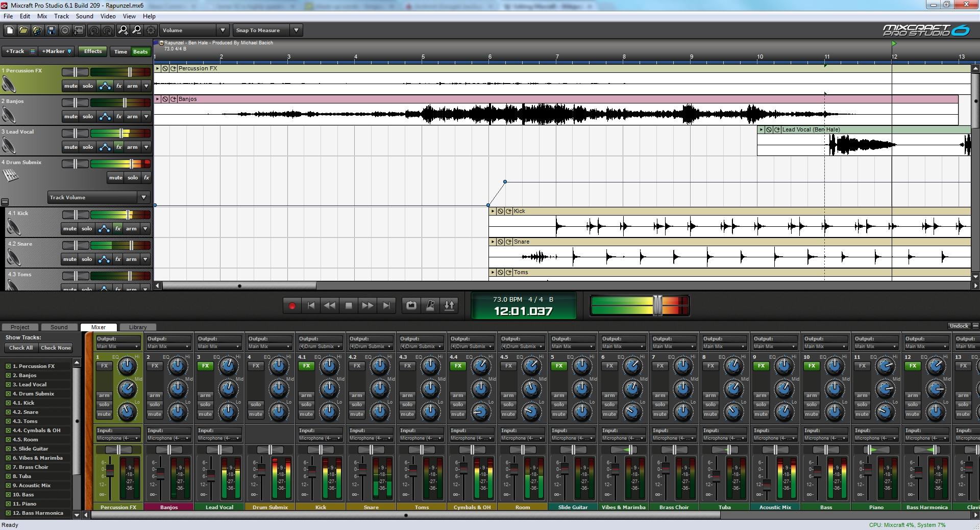 Mixcraft 2