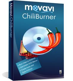 Movavi ChiliBurner logo
