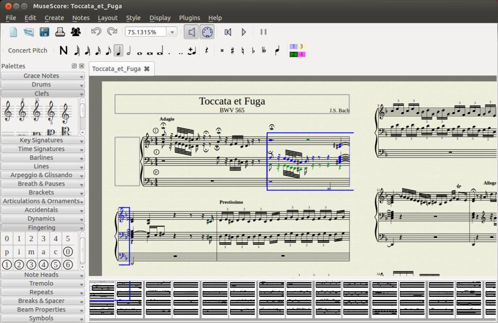MuseScore 2