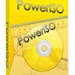 PowerISO logo
